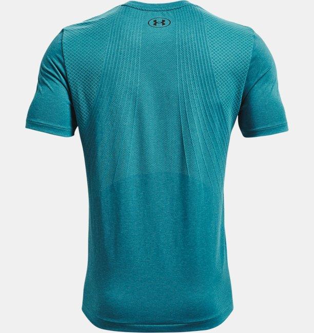Mens UA RUSH™ Seamless Short Sleeve
