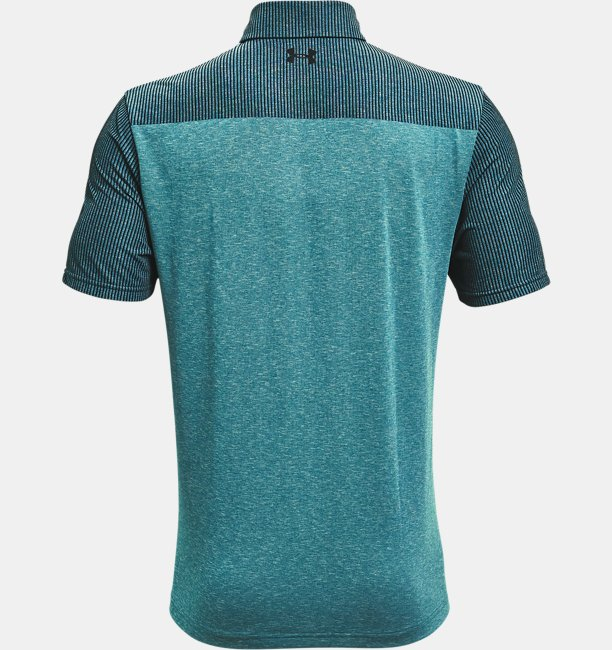 Polo UA Vanish Seamless Blocked para hombre