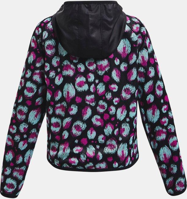 Girls UA Woven Reversible Jacket
