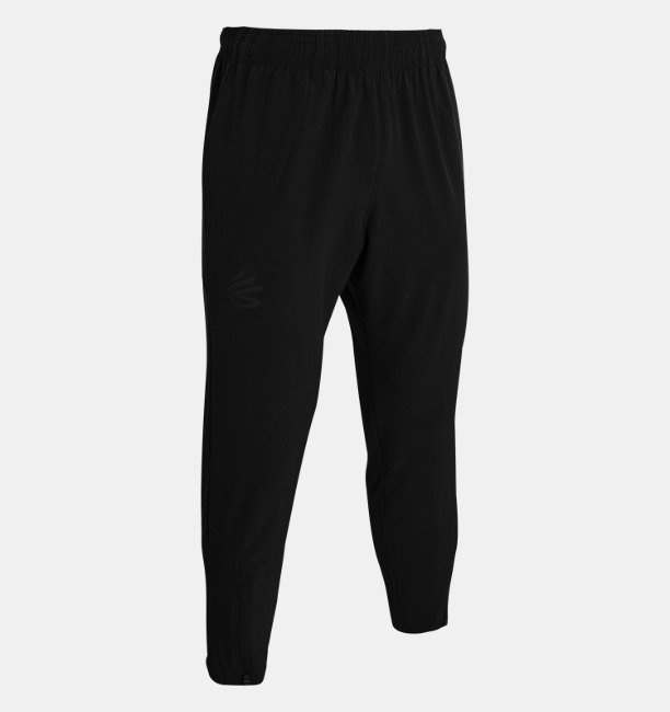 Mens Curry UNDRTD Warmup Pants