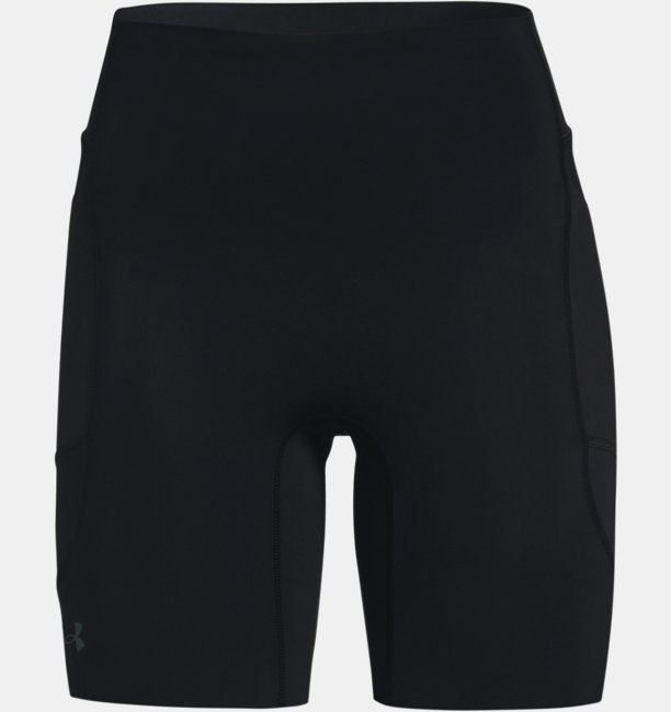 Damen UA RUSH™ Run Shorts mit Tasche