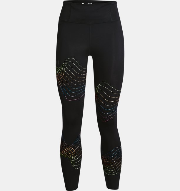 Womens UA Speedpocket Dot 7/8 Tights