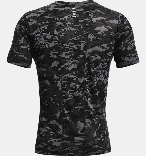 Mens UA Breeze Run Short Sleeve