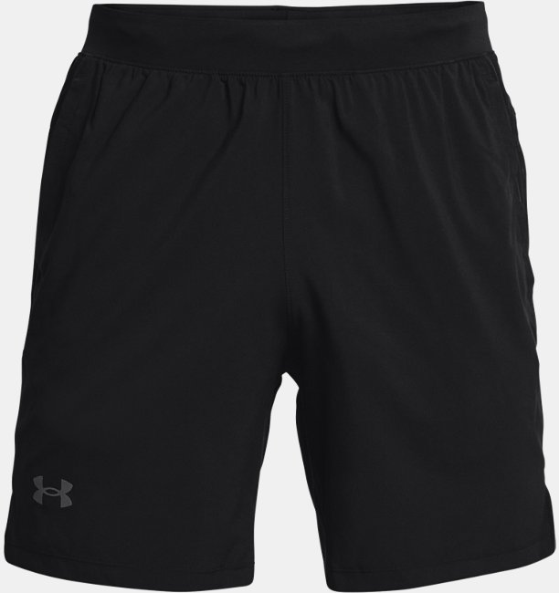 Mens UA Launch Run 7 Shorts