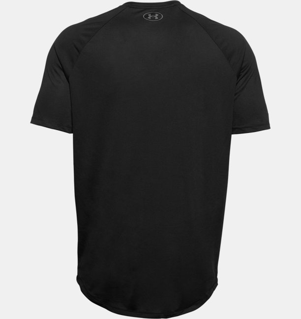 Mens UA Tech™ Triple Logo Short Sleeve