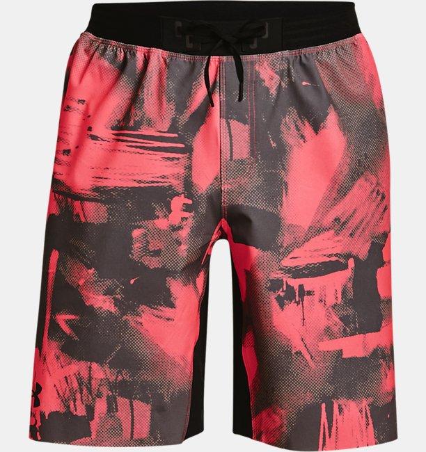 Mens UA Reign Woven Shorts