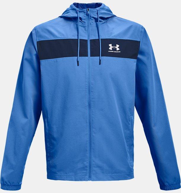 Mens UA Sportstyle Windbreaker Jacket