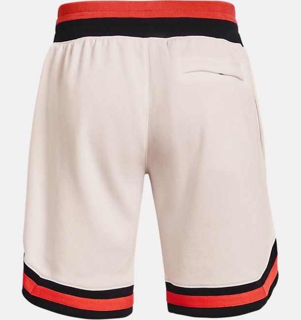 Mens UA Rival Fleece Alma Mater Shorts