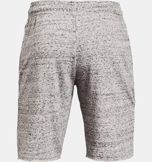 Mens UA Rival Terry 25th Anniversary Shorts