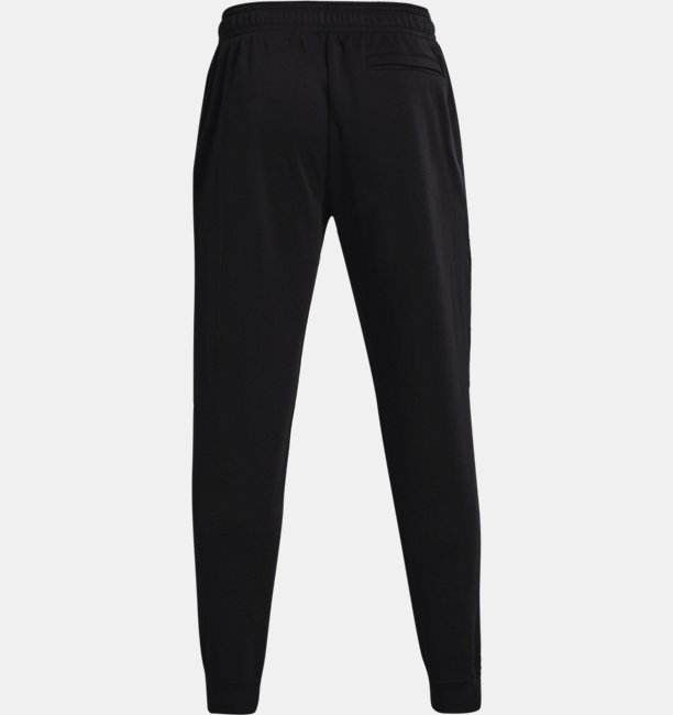 Mens UA Rival Fleece Lockertag Joggers