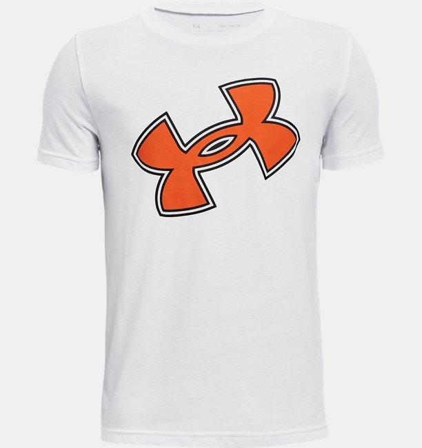 Boys UA HoopsCore T-Shirt