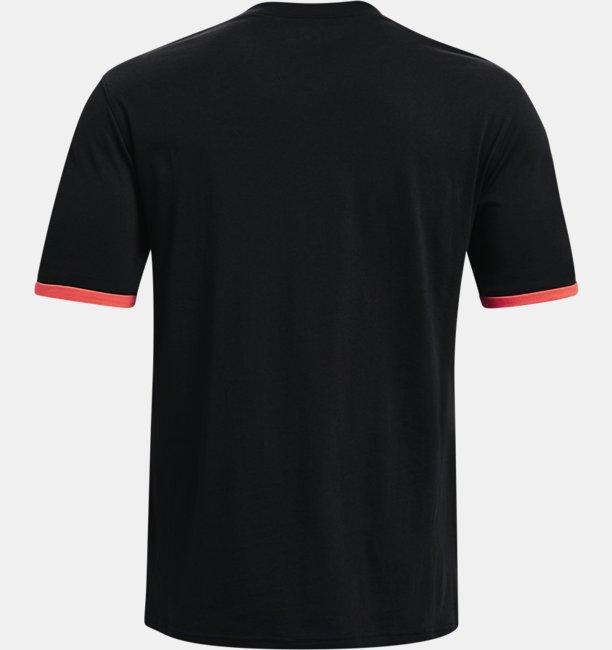 Mens UA Crest Short Sleeve