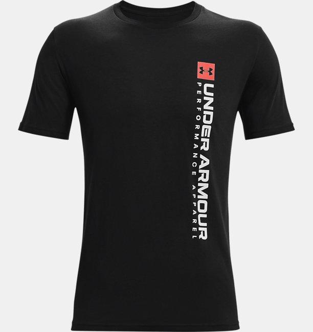 Mens UA Boxed Performance Apparel Short Sleeve