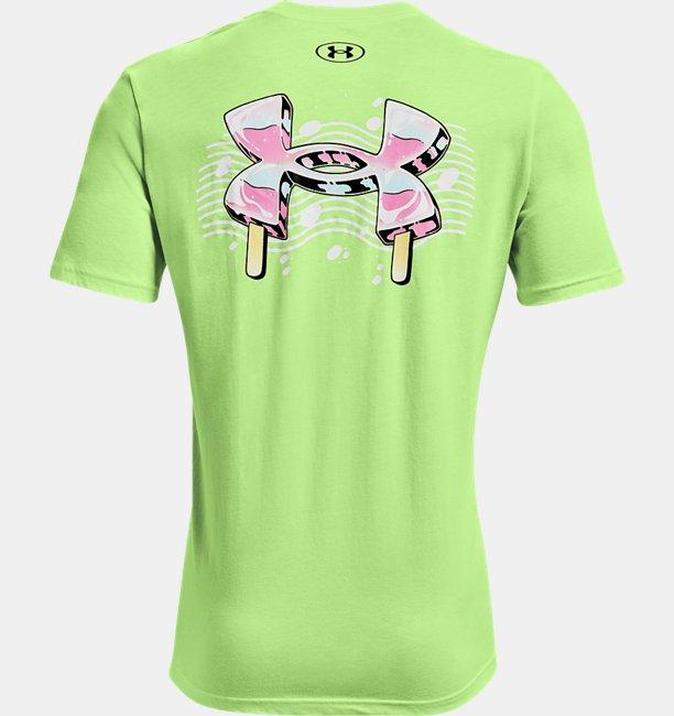 UAアイスクリーム ロゴ ショートスリーブ(トレーニング/MEN)