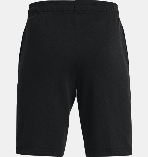Boys UA Rival Terry Big Logo Shorts