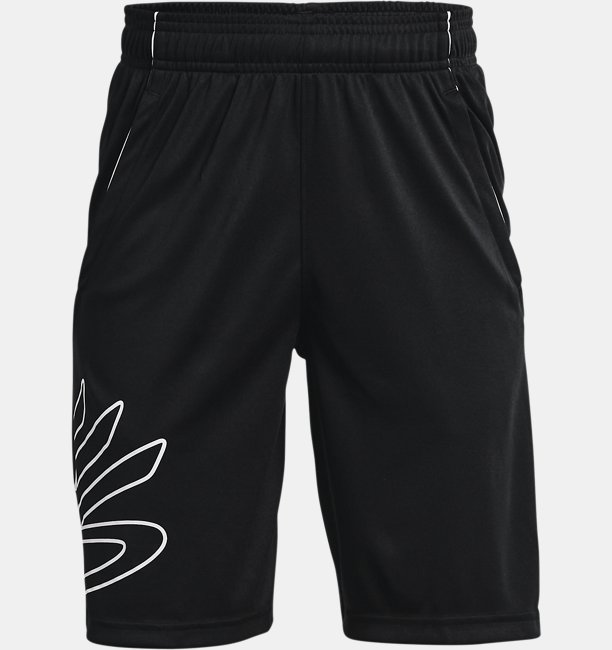 Boys Curry SC Hoops Shorts