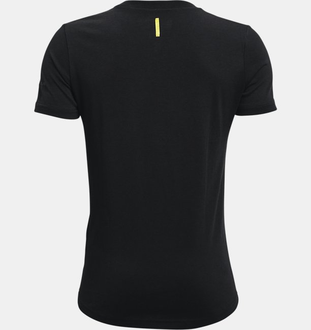 Boys Curry Logo T-Shirt