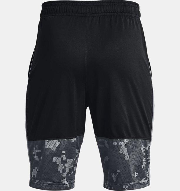 Boys UA Stunt 3.0 Printed Shorts
