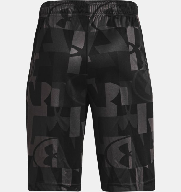 Boys UA Renegade 3.0 Printed Shorts
