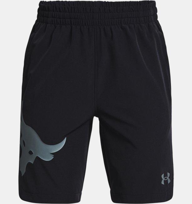 Boys Project Rock Woven Shorts