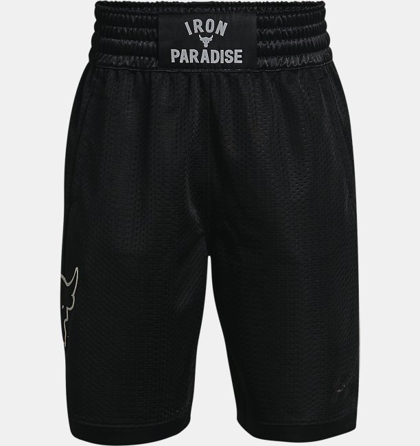 Boys Project Rock Rumble Shorts