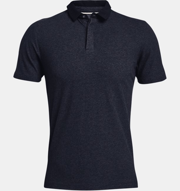 Mens Curry Vanish Pique Polo