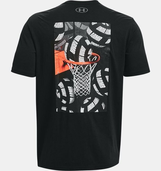 Mens UA International Hoops T-Shirt
