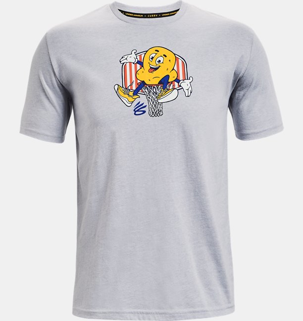 Mens Curry Popcorn T-Shirt