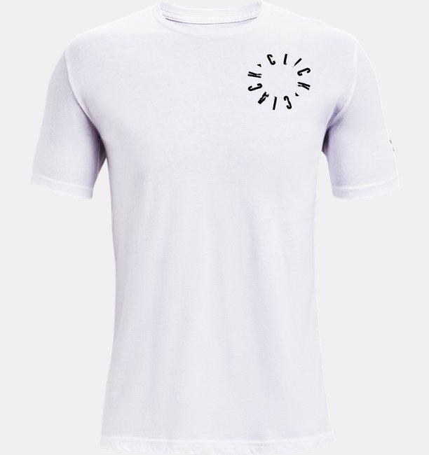 Mens UA Click Clack Is Back T-Shirt