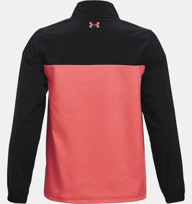 Boys UA Storm Windstrike ½ Zip