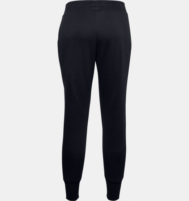 Womens UA Rival Fleece EMB Trousers