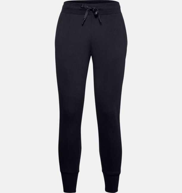 Damen UA Rival Fleece EMB Hose
