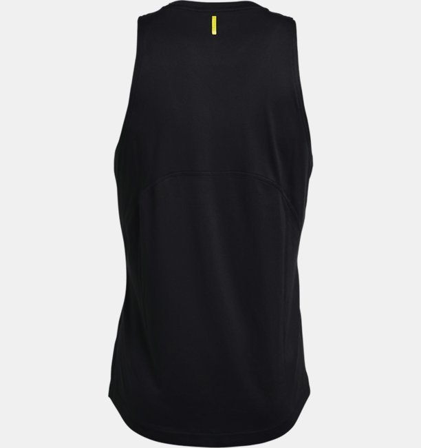 Mens Curry Performance Tank