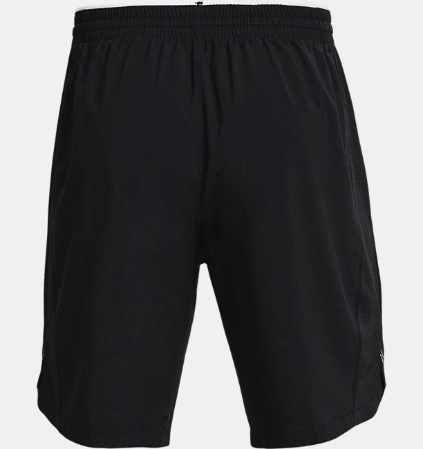 Mens UA Football Logo Woven Shorts