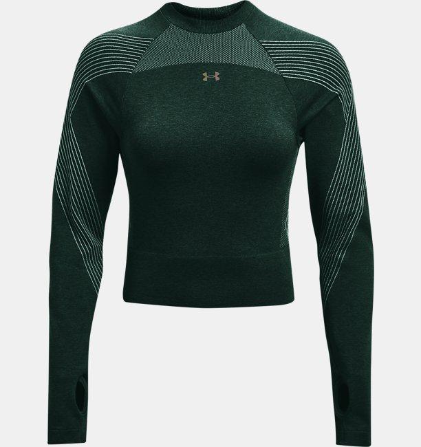 Womens UA RUSH™ Seamless Long Sleeve