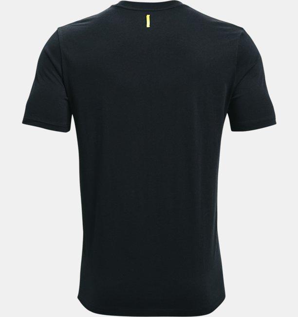 Erkek Curry UNDRTD Splash Tişört