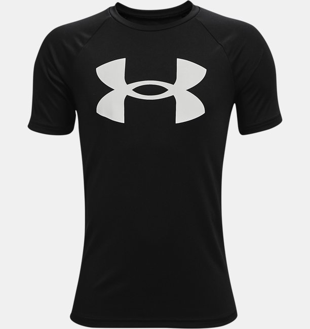Camiseta de manga corta UA Tech™ Big Logo para niño