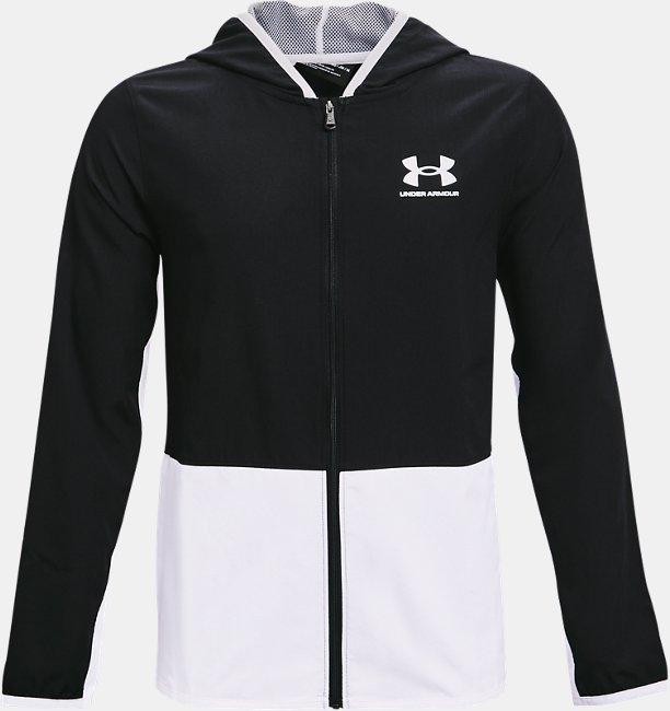 Boys UA Woven Track Jacket