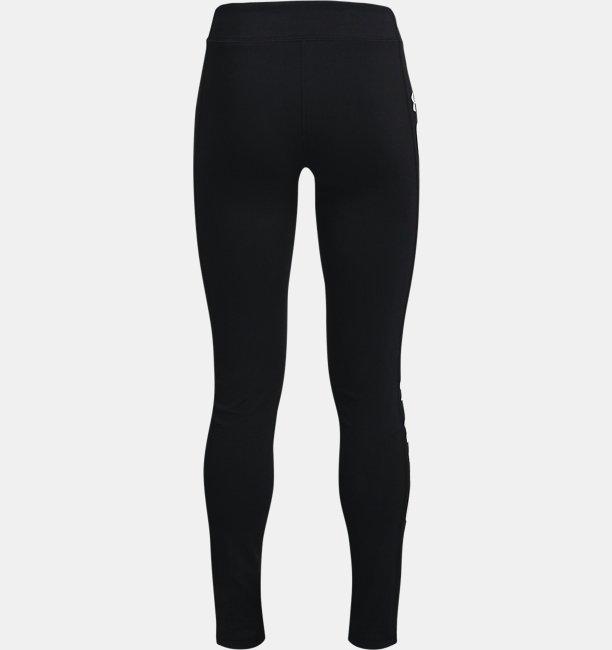 Girls UA Sportstyle Branded Leggings