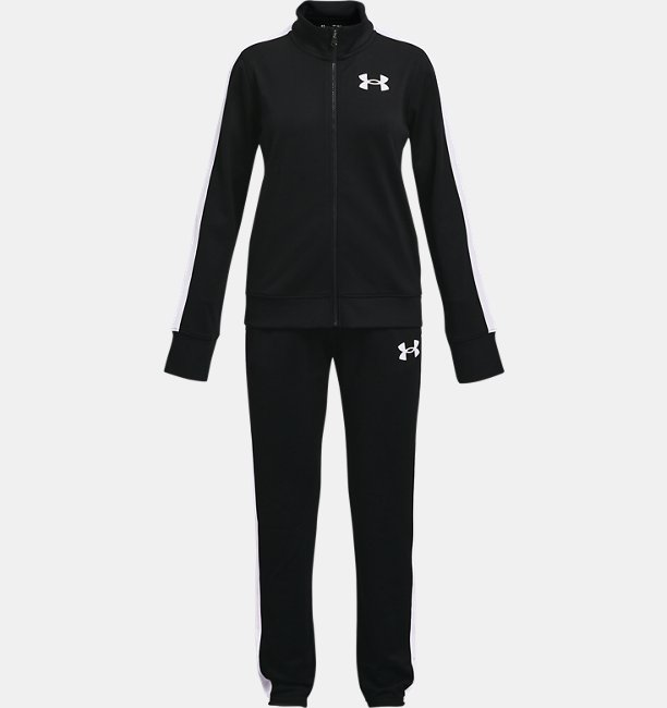 Girls UA Knit Track Suit