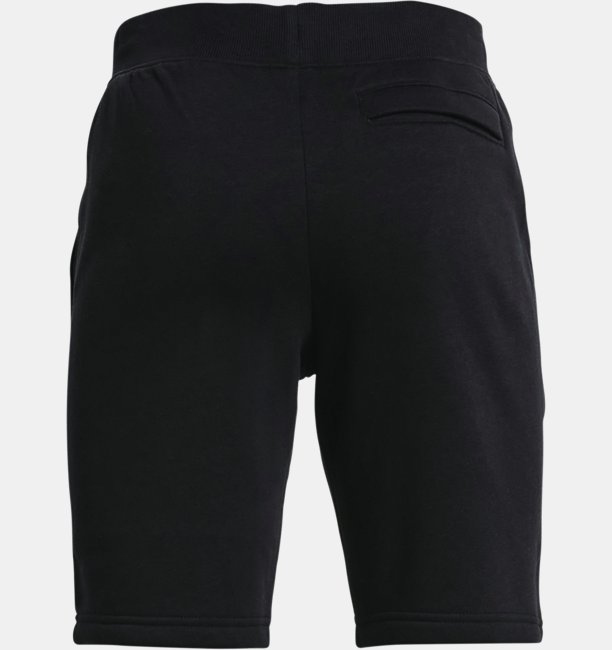 Boys UA Rival Cotton Shorts