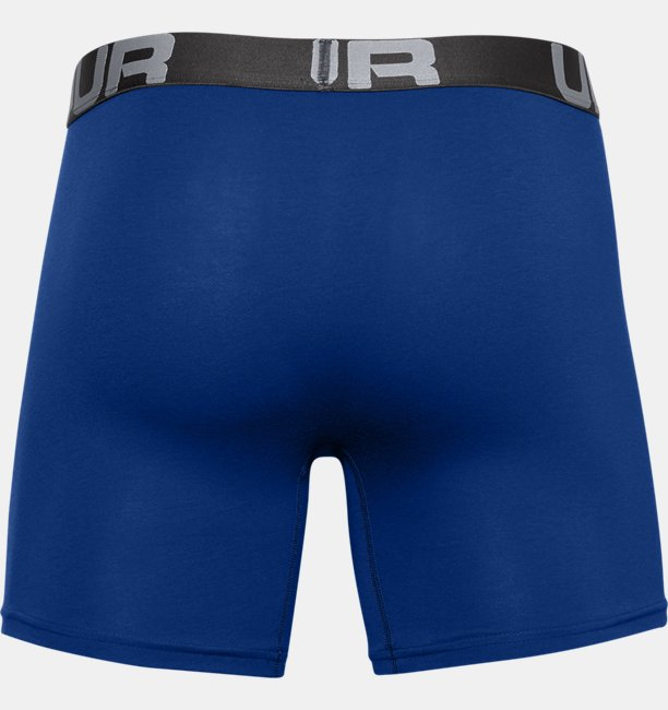Mens Charged Cotton® 15 cm Boxerjock® – 3-Pack
