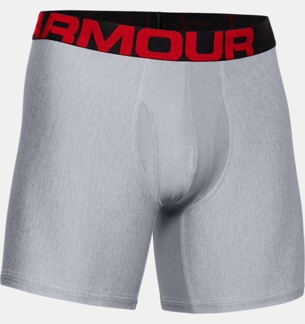 Boxerjock® UA Tech™ 6 para Hombre (Paquete de 2)