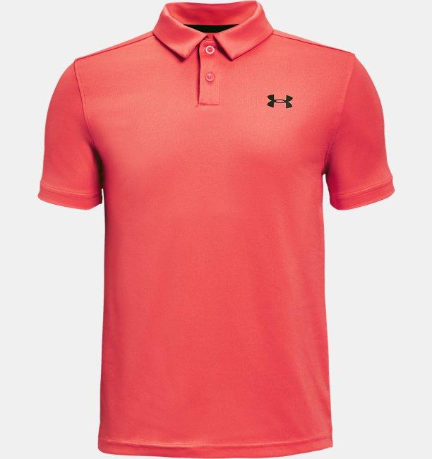 男童UA Performance Polo衫