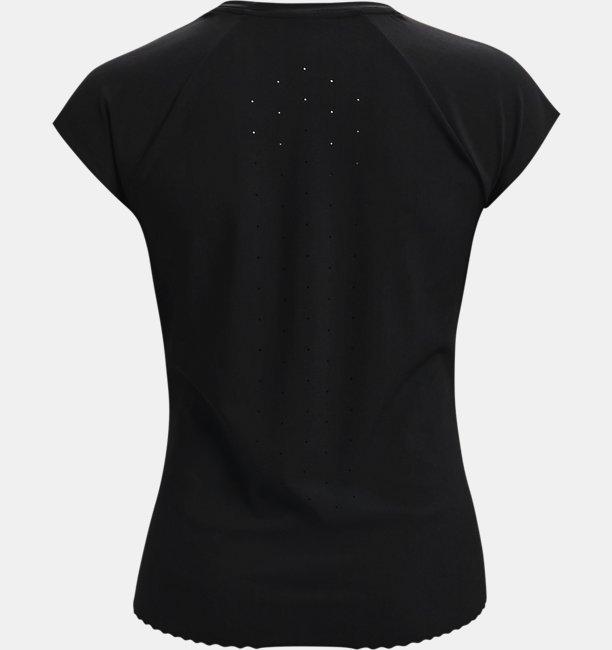 Womens UA RUSH™ Perf Short Sleeve