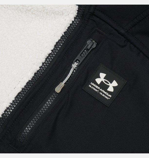 남성 UA 미션 풀 집 재킷