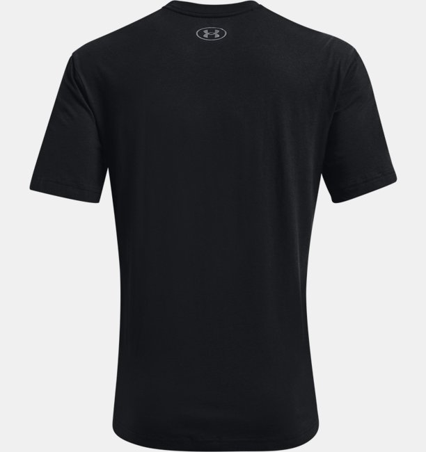 남성 UA 엠비드 스크립트 티셔츠