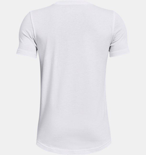 보이즈 커리 스플래시 반팔 티셔츠