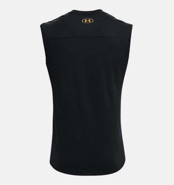 Mens Project Rock Cutoff T-Shirt