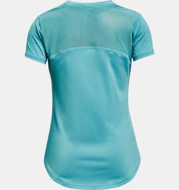 女童HeatGear® Armour短袖T恤